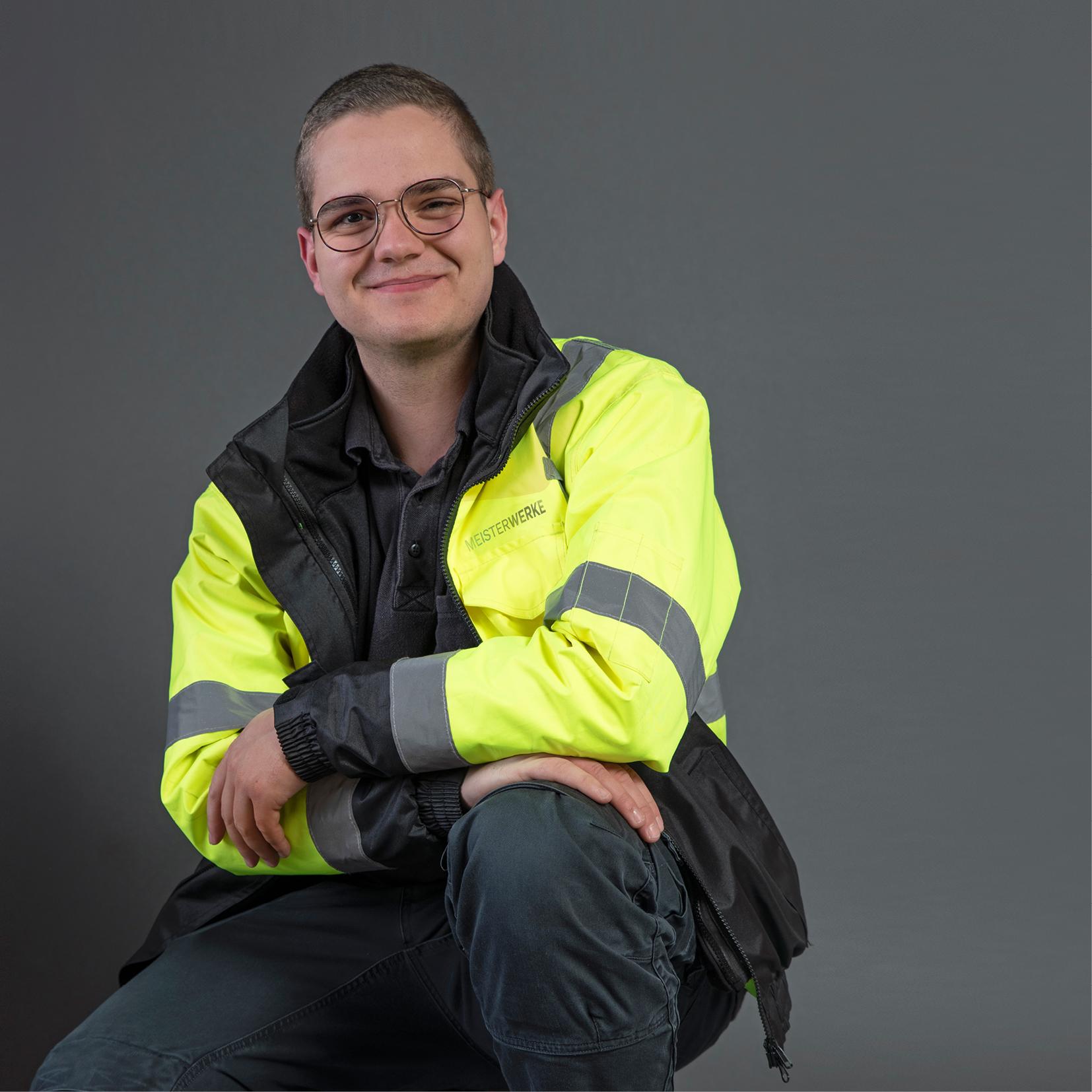 Mitarbeiter MEISTERWERKE Julian