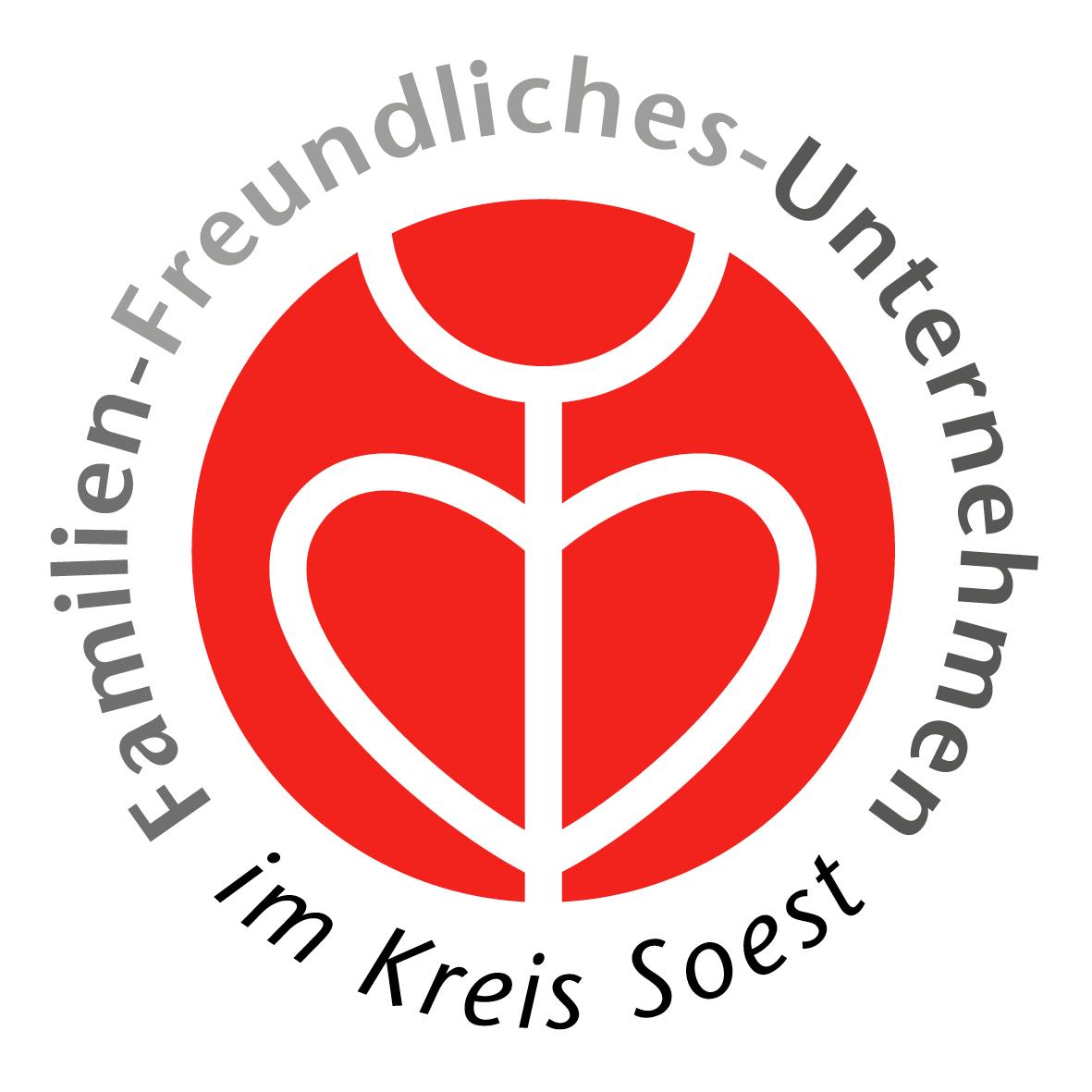 Family-friendly company seal in Soest seal for MEISTERWERKE